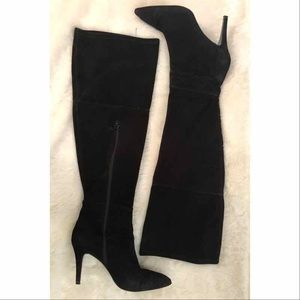 Tahari Tall Suede Boots